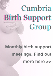 Cumbria birth support